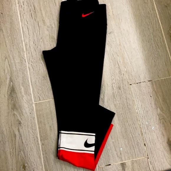 Nike 7/8 leggings almost new